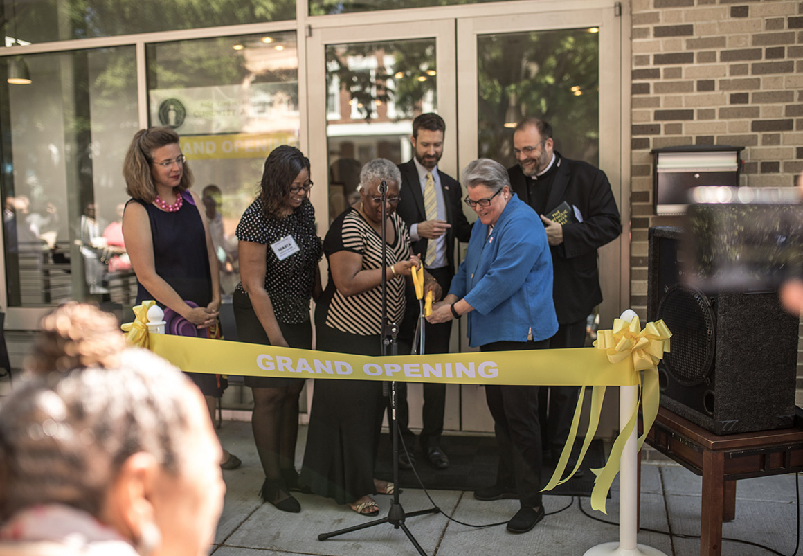 Community Action Group Studio Twenty Seven Architecture
