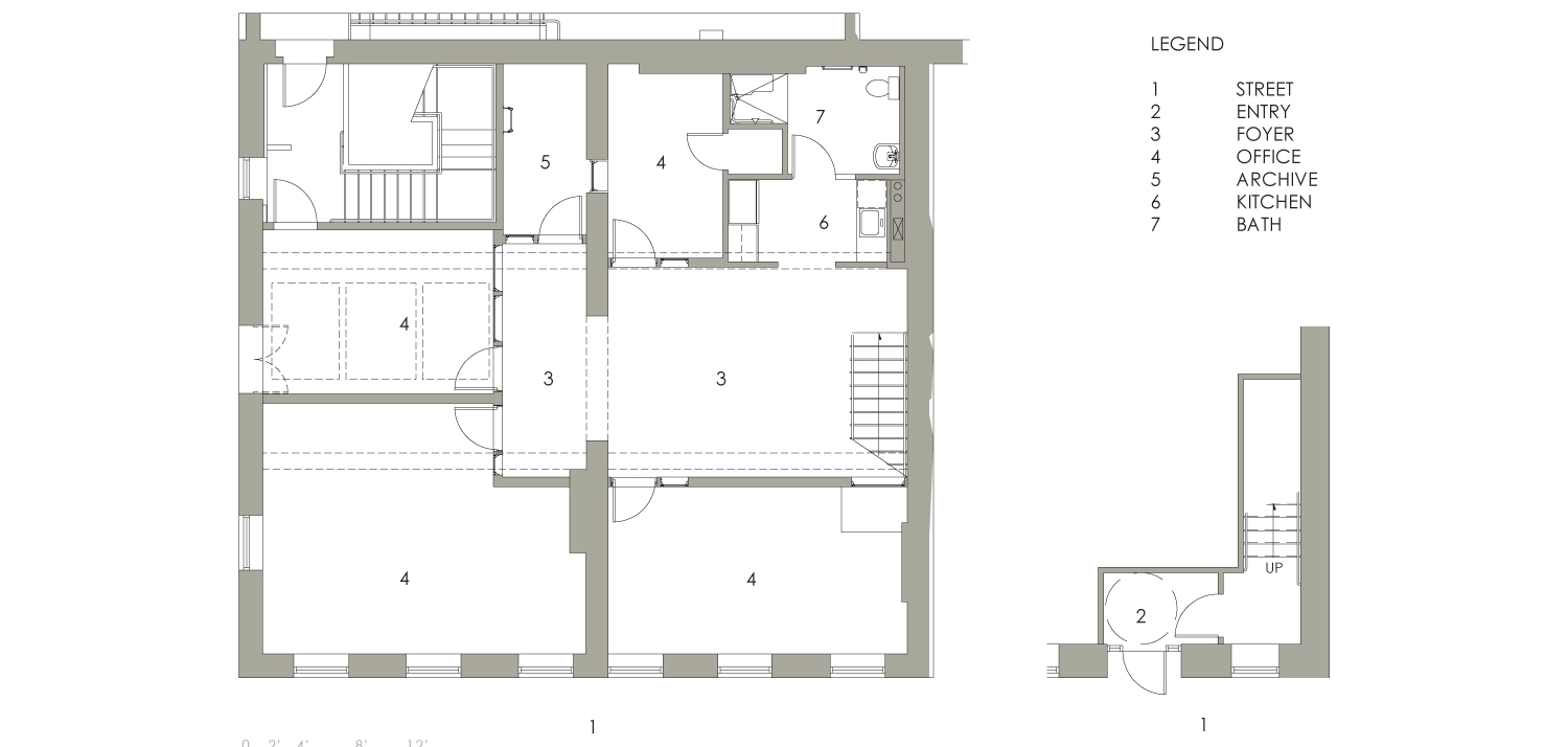AHL Services by StudioTwentySevenArchitecture - FloorPlan