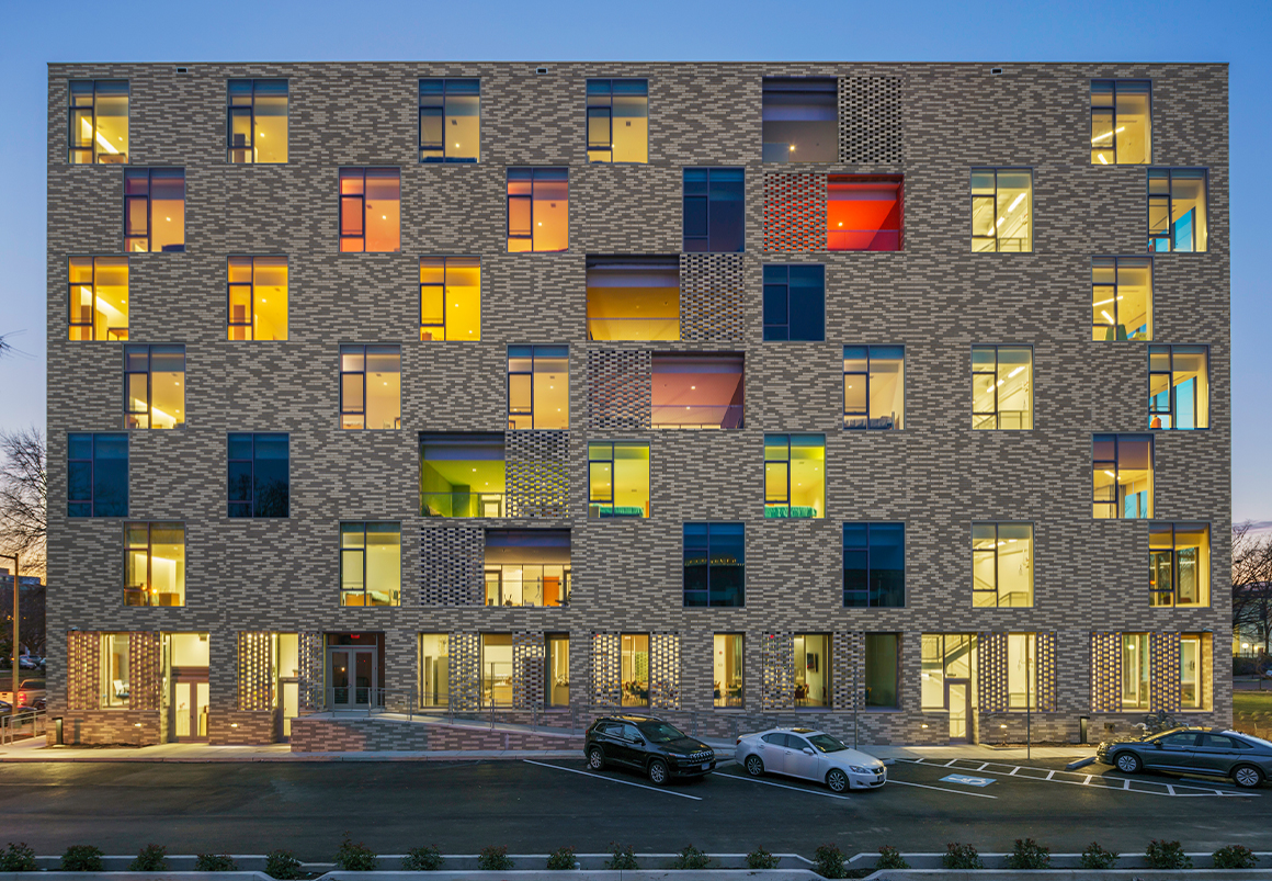 Studio Twenty Seven Architecture Ward 6 Short Term Family Housing The Aya