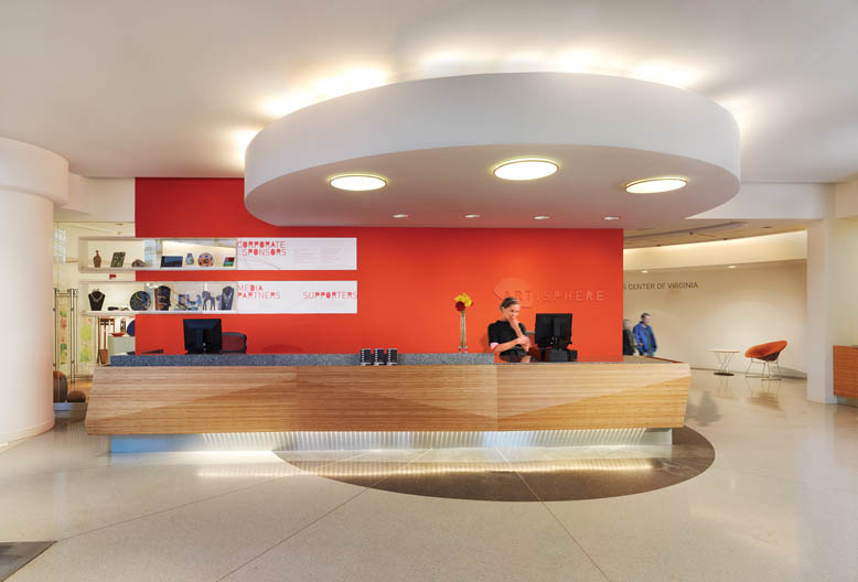 Arlington Cultural Arts Center by StudioTwentySevenArchitecture - Interior
