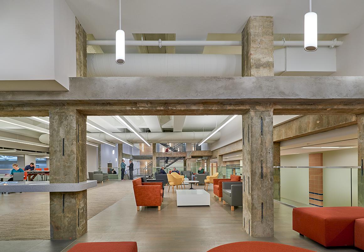 Gallaudet STM Studio Twenty Seven Architecture
