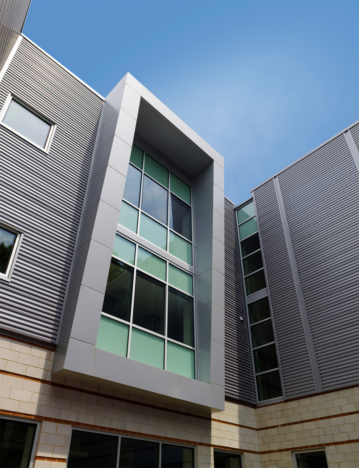 KIPP DC Benning Campus by Studio Twenty Seven Architecture - Exterior