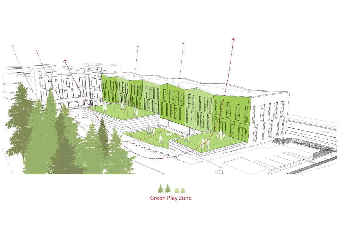KIPP DC Benning Campus by StudioTwentySevenArchitecture -Concept 2