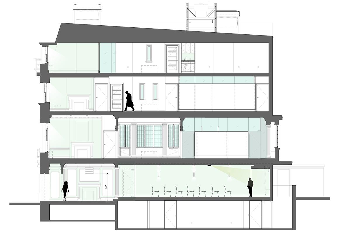 Studio Twenty Seven Architecture The Fund for American Studies