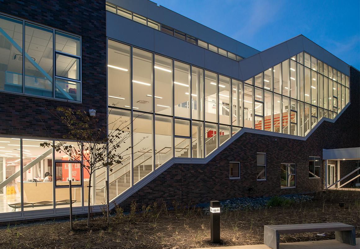 Achievement Prep Academy - Wahler Campus Studio Twenty Seven Architecture