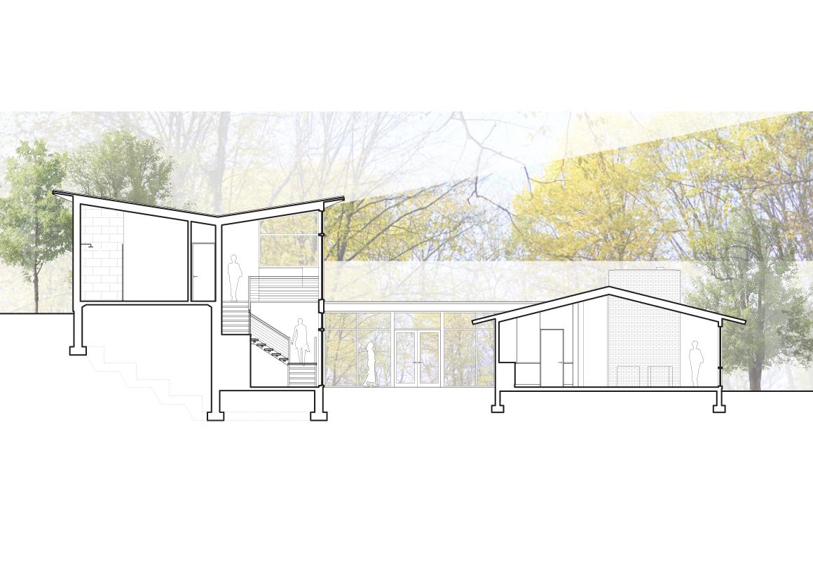 Mid Century Modern House Studio Twenty Seven Architecture