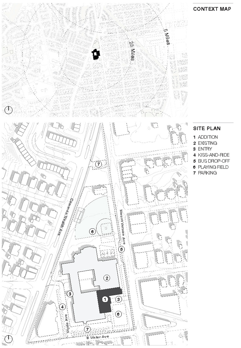 Studio Twenty Seven Architecture Long Range Educational Facilities Plan