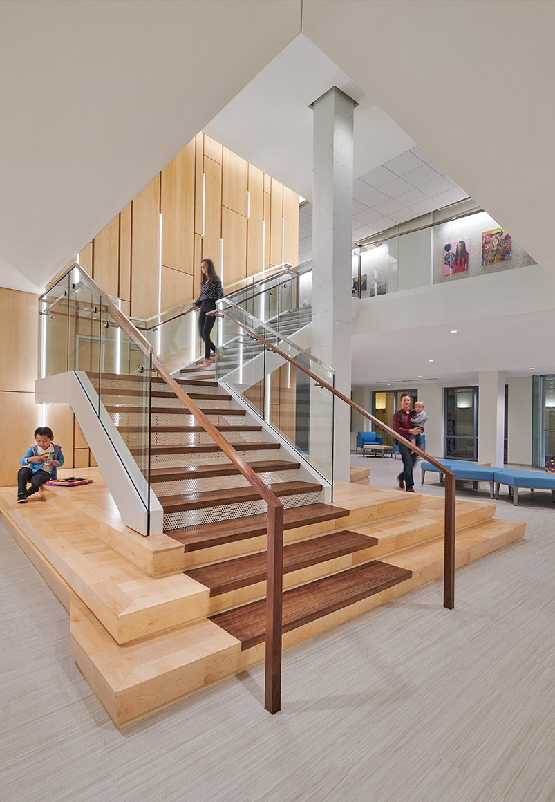 Arlington Public Schools Syphax Education Center Studio Twenty Seven Architecture