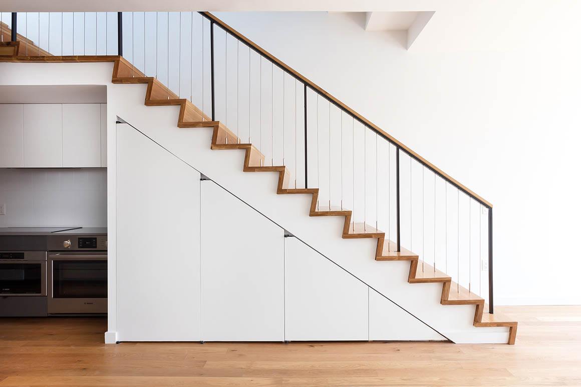 Chapman Stables by StudioTwentySevenArchitecture - Stairs