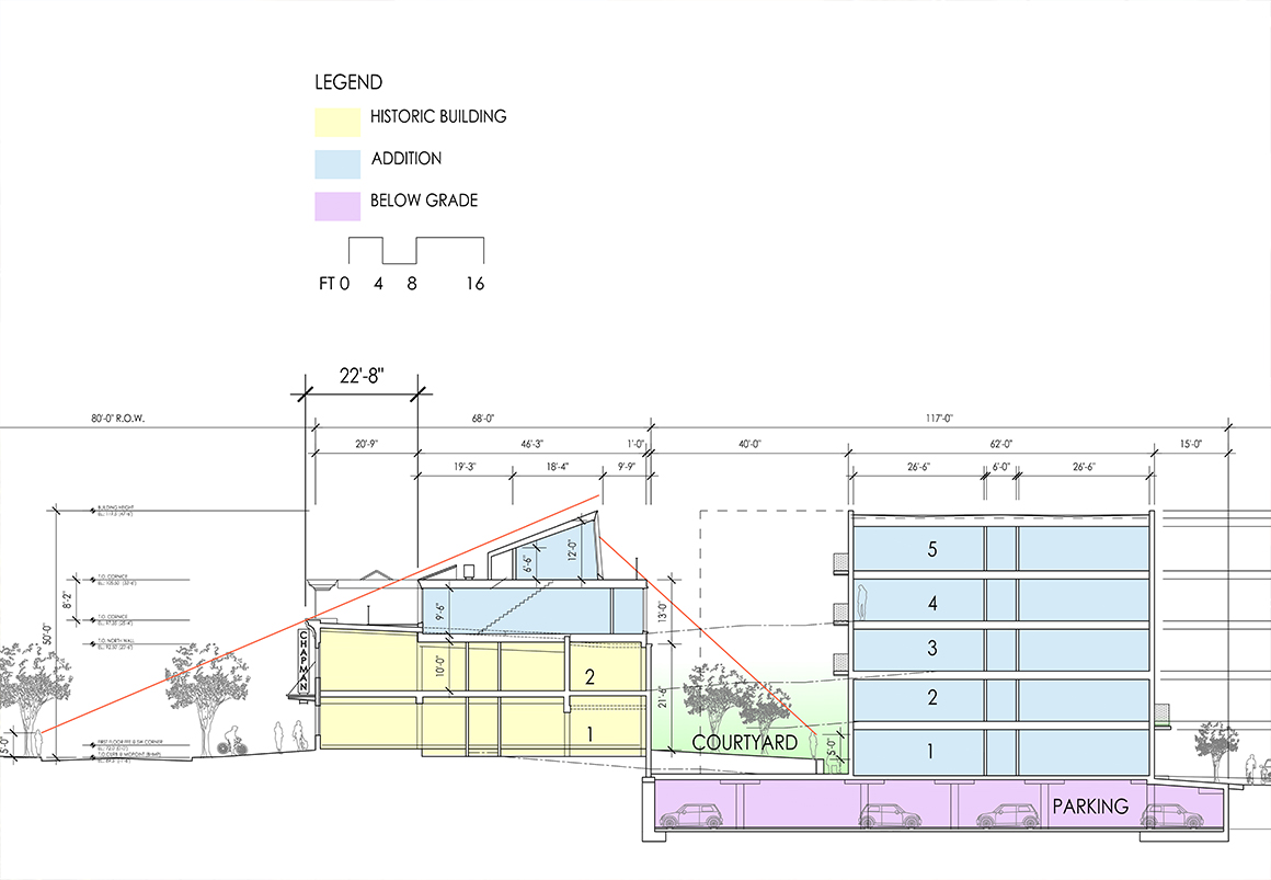 Chapman Stables Studio Twenty Seven Architecture