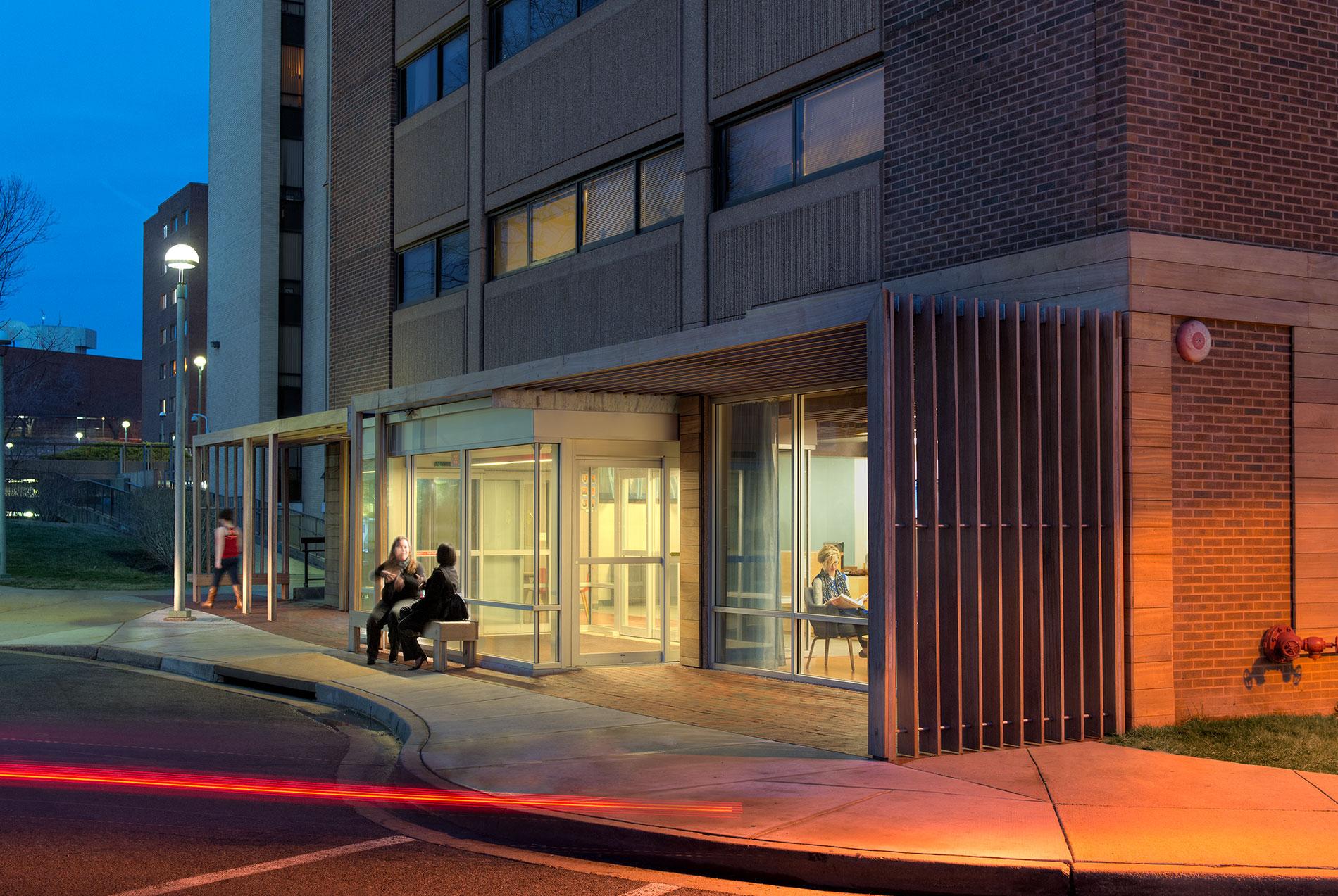 Gallaudet University Design for Communication Studio Twenty Seven Architecture Benson Hall