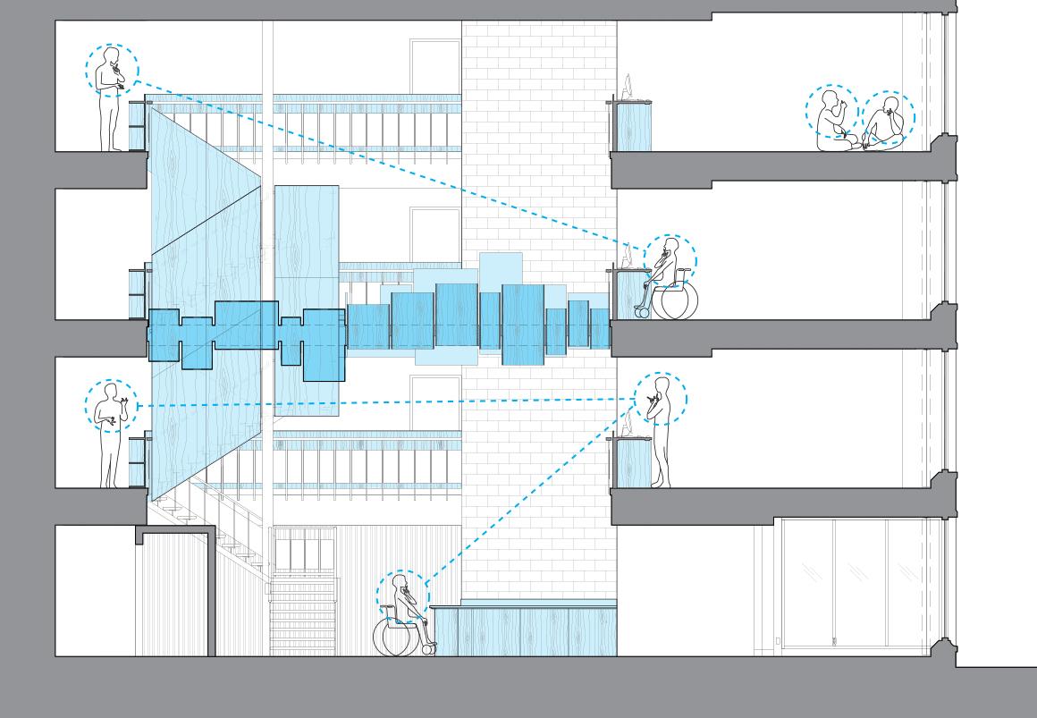 Gallaudet University Design for Communication Fragment Studio Twenty Seven Architecture