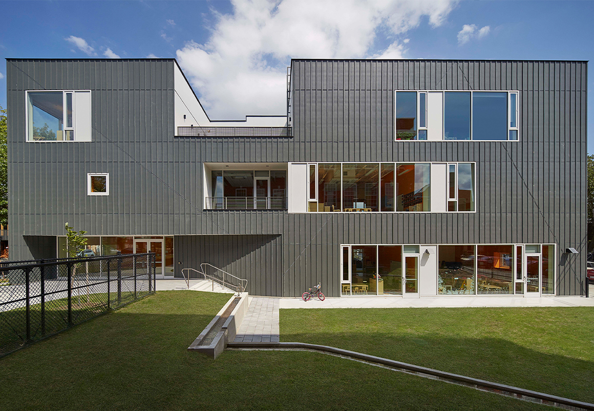 Studio Twenty Seven Architecture Mundo Verde Bilingual Public Charter School