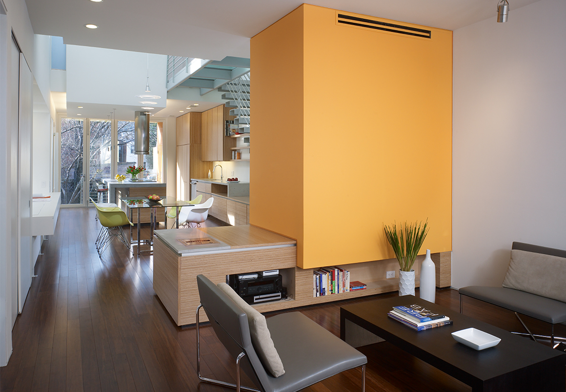 Rincon-Bates Residence Washington DC Studio Twenty Seven Architecture