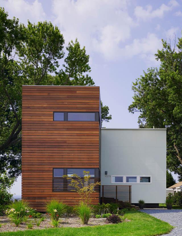 Watershack Residence Studio Twenty Seven Architecture - Exterior