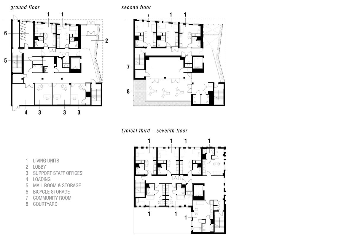 Studio Twenty Seven Architecture La Casa Fragment Case Study