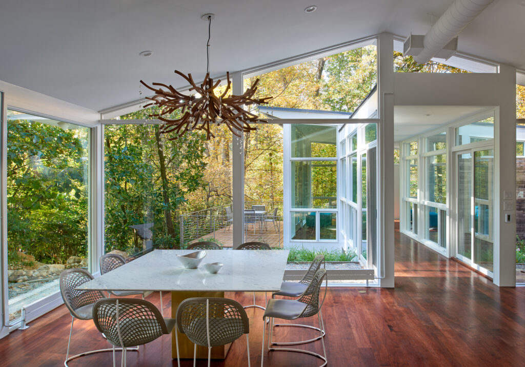 Studio27 Architecture Mid Century Modern House