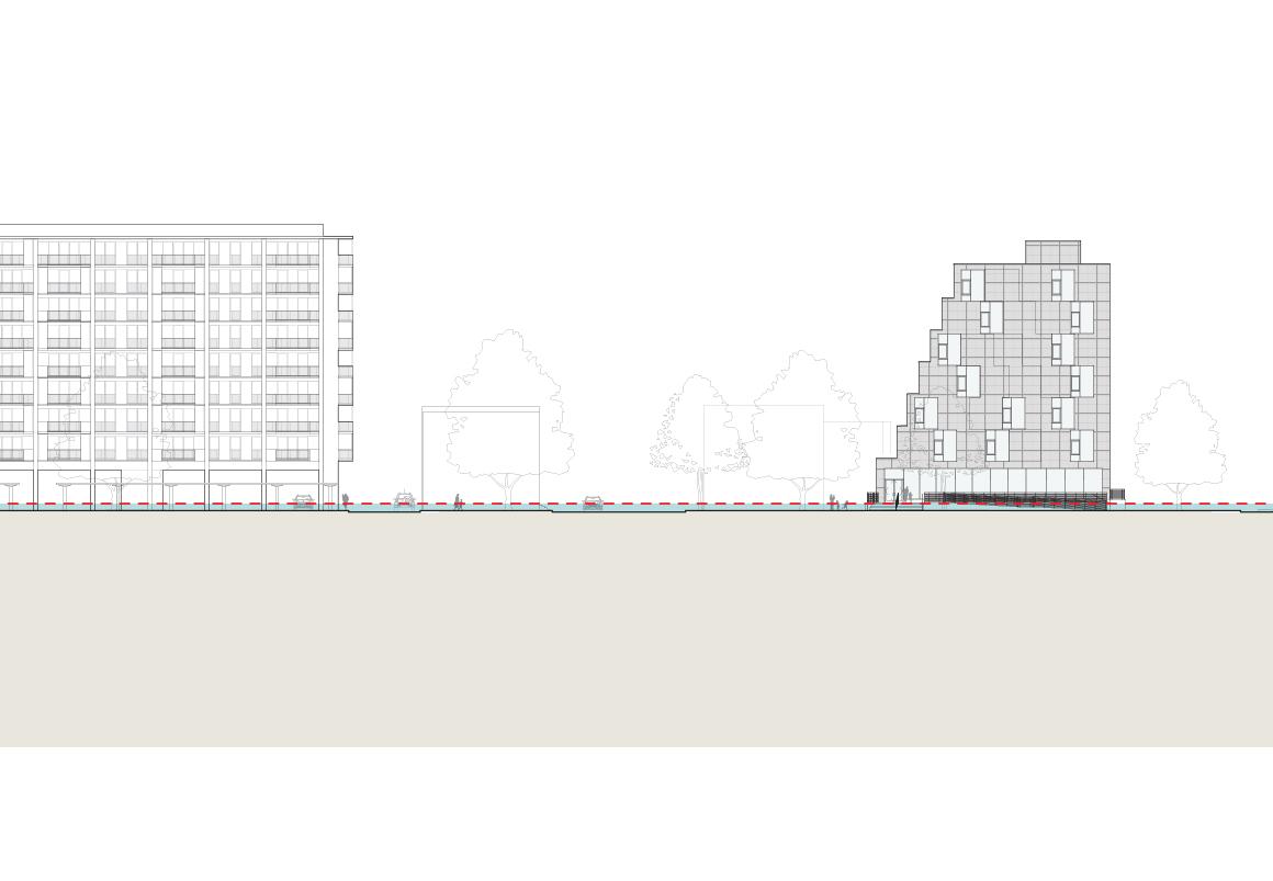 Studio Twenty Seven Architecture Aya Ward 6 Short Term Family Housing