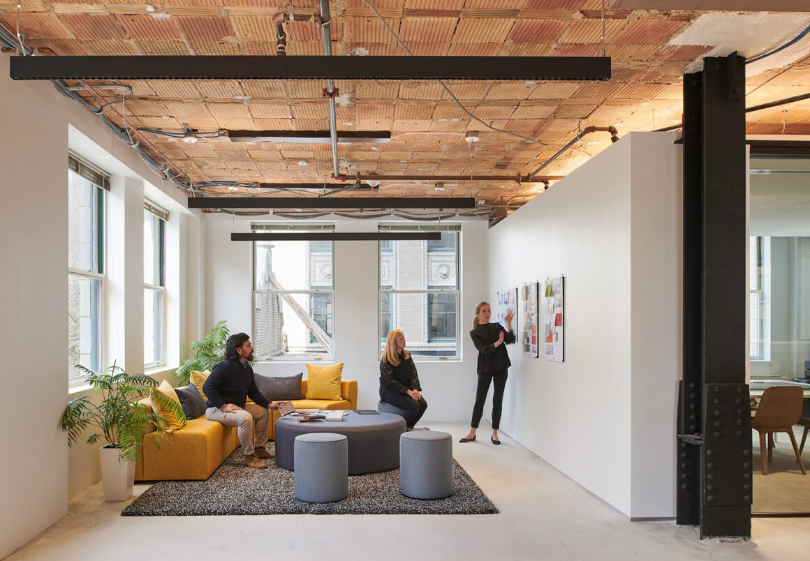 Studio Twenty Seven Architecture Southern Building Office Fit Out