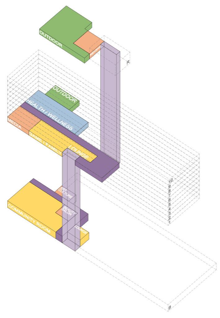 Judiciary House Apartments Studio Twenty Seven Architecture S27Architecture