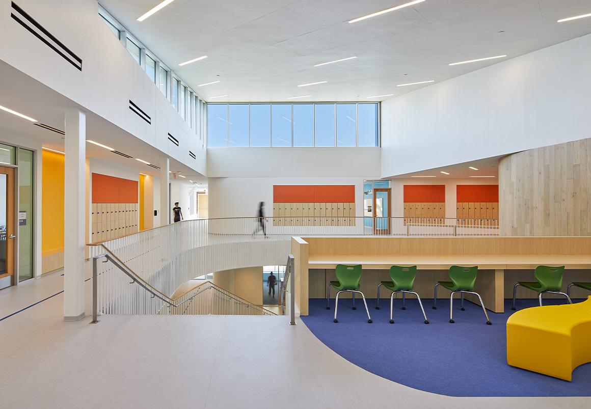 Two Rivers Public Charter School Studio Twenty Seven Architecture